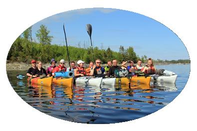 Фотографии походов в Карелии - походы по Ладожскому озеру