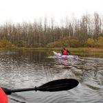 Осенние туры по малым речкам Карельского перешейка