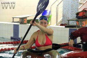 Тренировки в бассейне ДФК ПГУПС