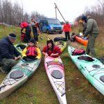 Клубная программа - водные походы по Вуоксе