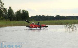 Успешно завершился двухдневный тур по Балахановскому озеру