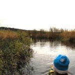 Осенние туры по речкам Карельского перешейка