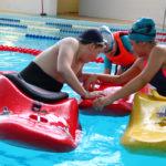 детский каякинг в санкт-петербурге, техника страховки