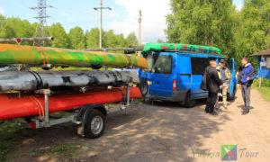 Клубный поход по Ладожским шхерам 10-12 июня 2017.