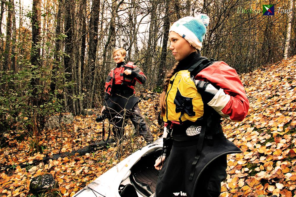 Осенние туры по Вуоксе