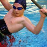 Детские тренировки в бассейне ПГУПС