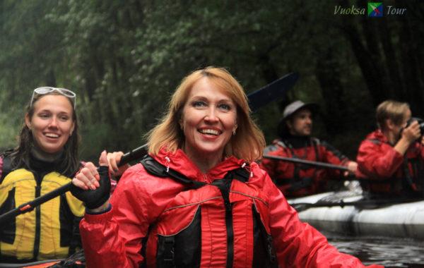 Однодневный маршрут по оз. Любимовскому