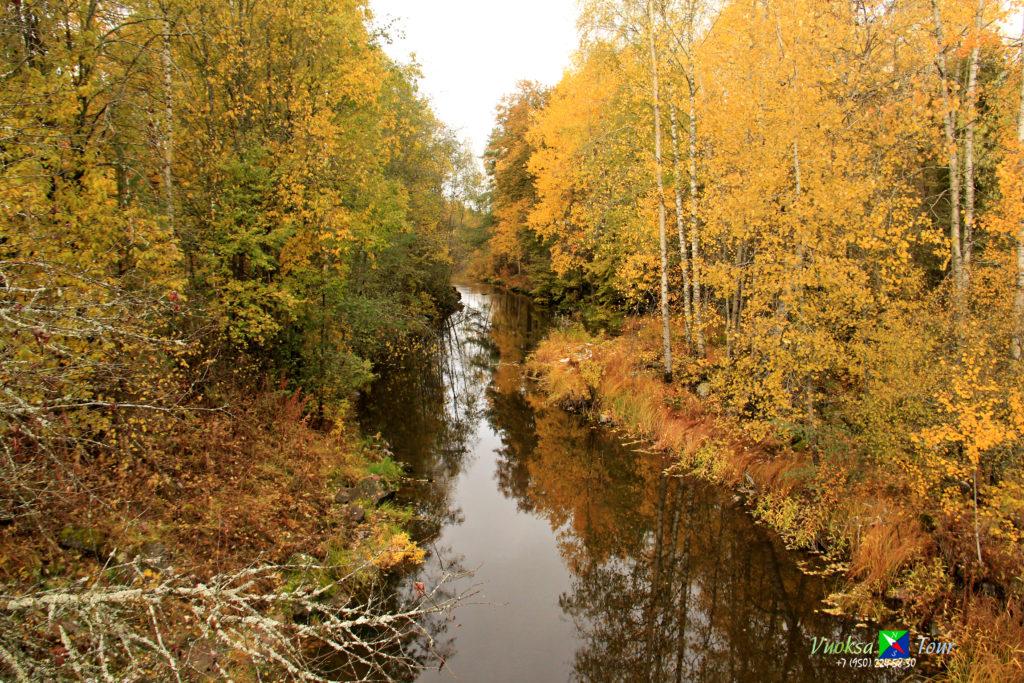 Осенние туры. Водный поход.