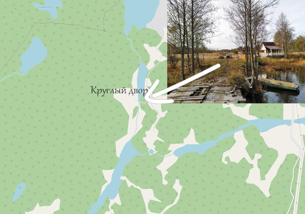 Разведка маршрута Шушинский, 20 октября 2019 года.