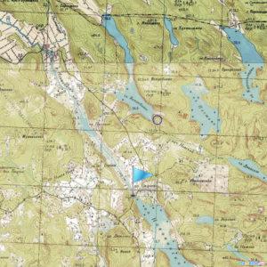 Разведка маршрута 09 мая 2020. Разведка верхнего участка р. Бегуновка.