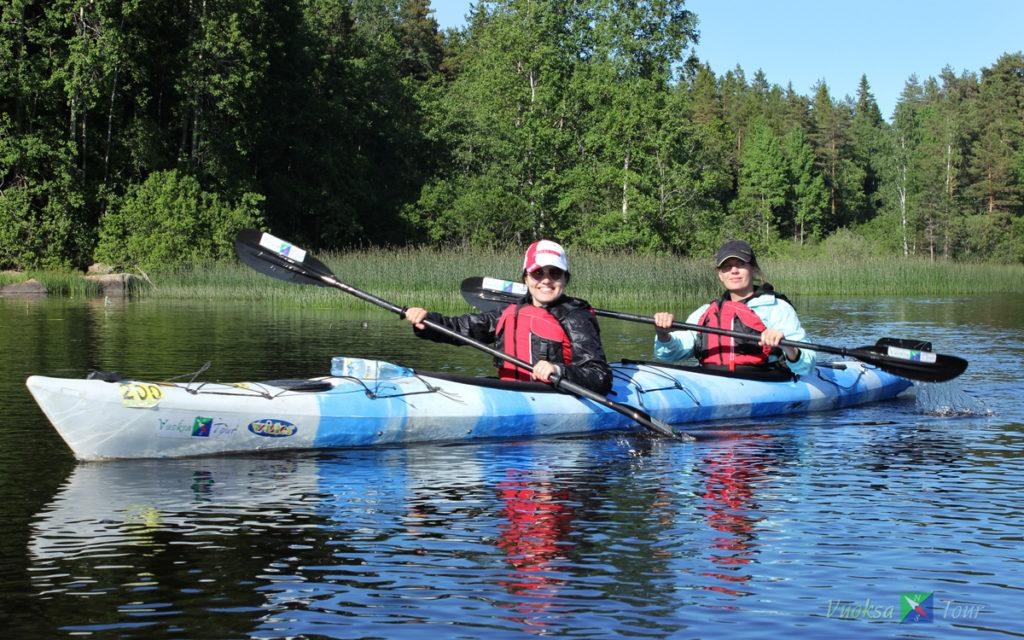 Тур по Жемчужному ожерелью озер состоялся 12 июня 2020 года.