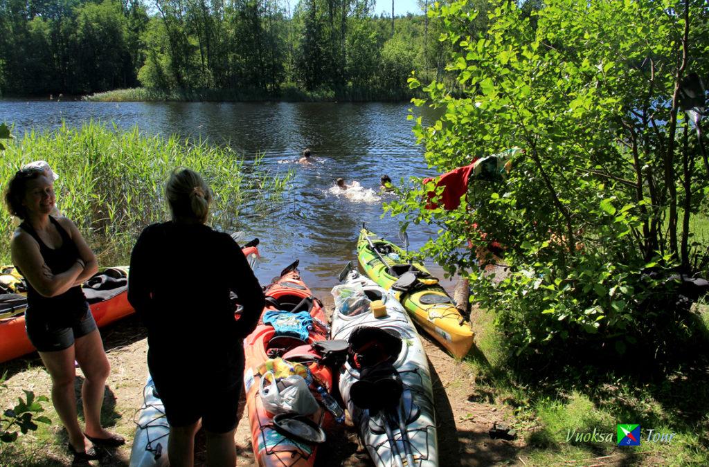Тур выходного дня по оз. Любимовскому, протокам и оз. Синее до п. Мельниково.