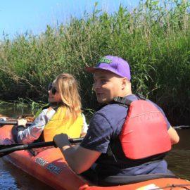 Однодневный тур по реке Весёлая и Вуокса