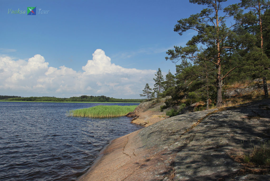 поход по Финскому заливу
